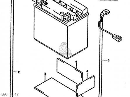 Diagram 93 Suzuki Intruder 1400 Wiring File Qw41905