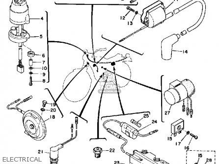Diagram 78 Yamaha Dt 100 Wiring Diagram Diagram Hansafanprojekt De