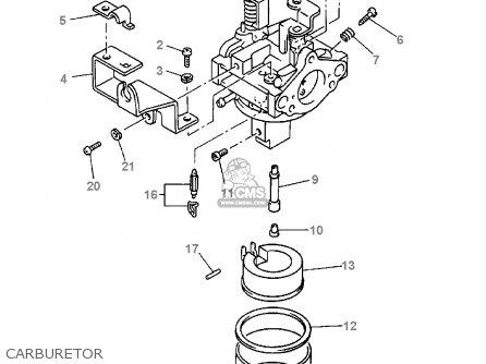 Yamaha G16 Ap Ar Parts List Partsmanual Partsfiche