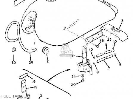 Yamaha Maxim 650 Chopper Wiring Diagrams