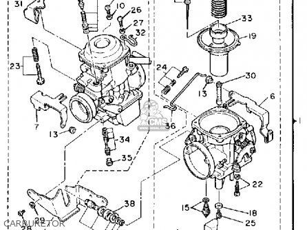 81 Xj650 Wiring Diagram 81 Xs850 Wiring Diagram ~ Elsavadorla