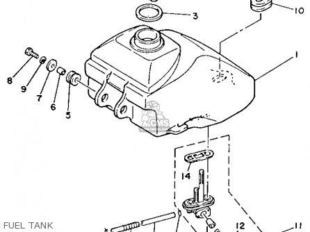 Yamaha Moto 4 Wiring Diagram