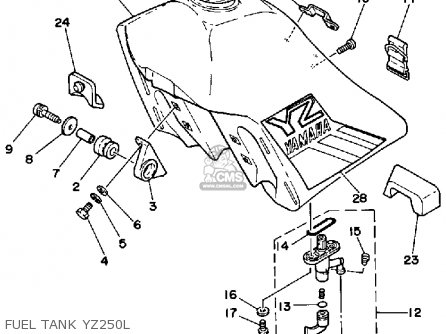 Diagram Yamaha G9 Engine Diagram Car File Ij30128