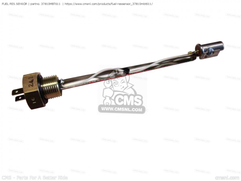 Mbt611 Mbt 612 Fuel Resnsor Honda