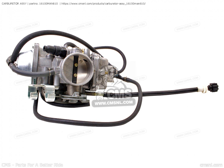 Carburetor Assy Fits Nx650 Dominator S Germany