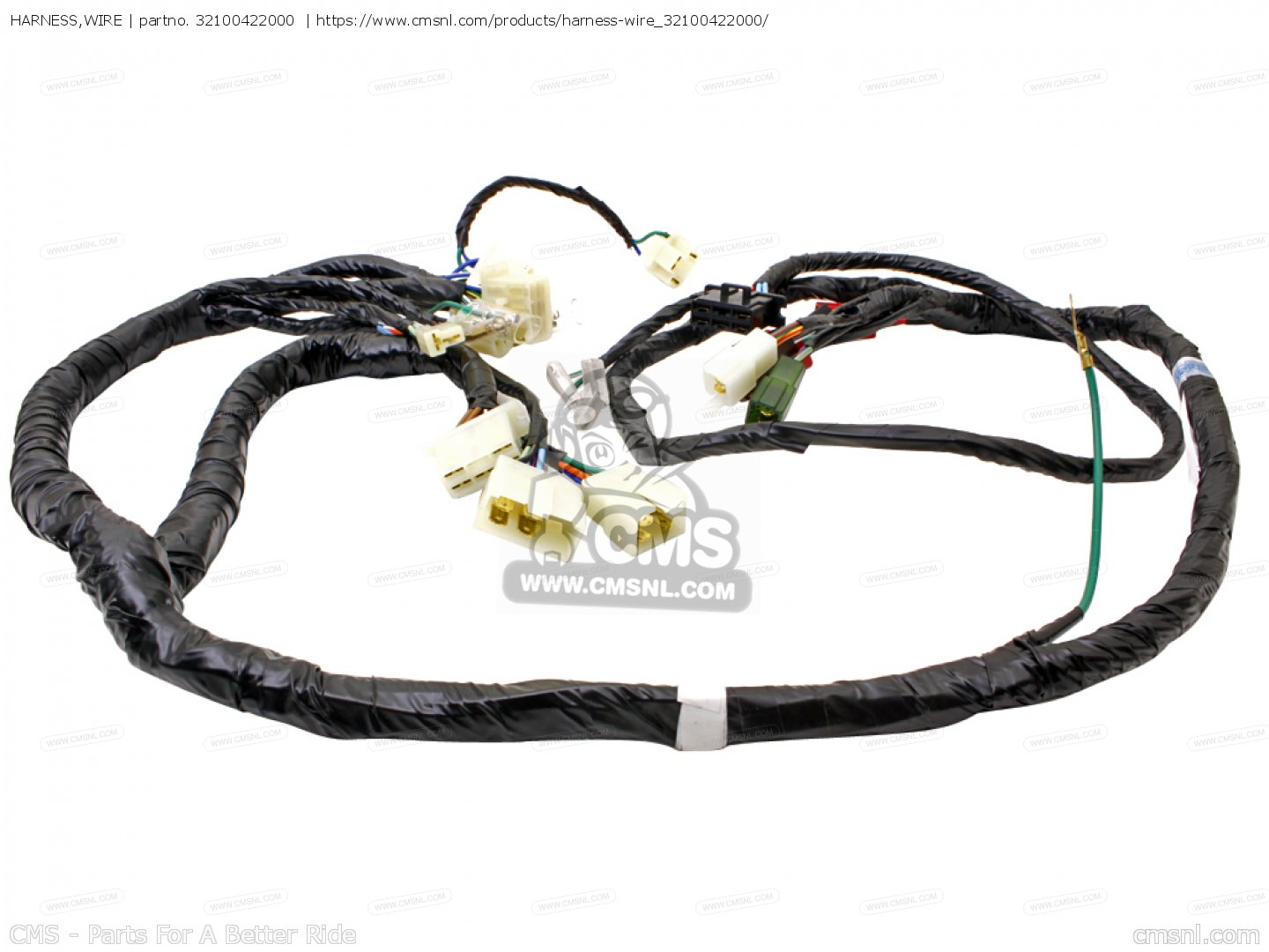 Harness Wire Honda