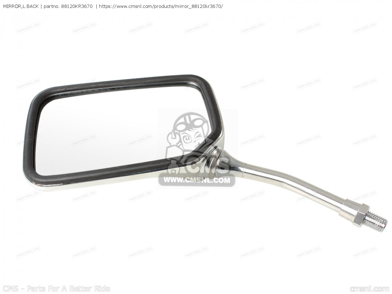 Mirror L Back For Cmx250cd Rebelltd G Usa