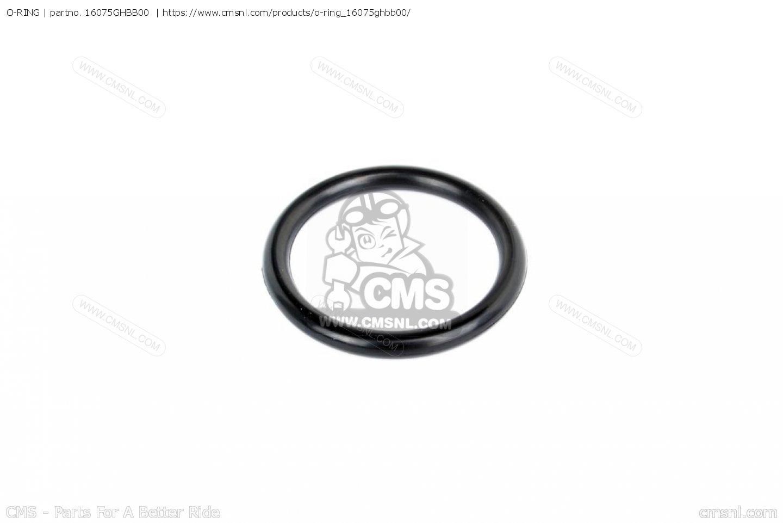 Ghbb00 O Ring Honda
