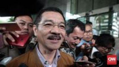 Gamawan Fauzi Kembali Diperiksa KPK Perkara Korupsi e-KTP
