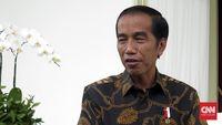 Jokowi soal Dugaan Sadap: Isu Pengadilan kok Dikirim ke Saya?