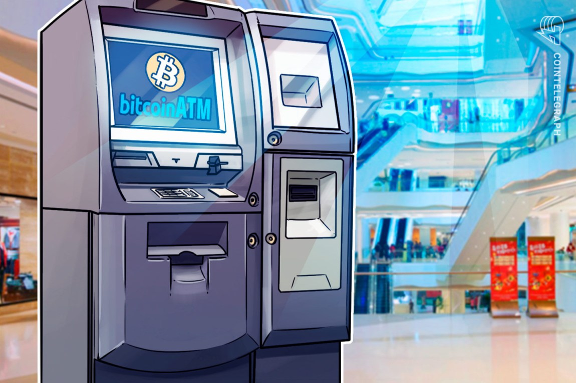Bitcoin ATMs surge by 87% in past year to surpass 10,000 globally