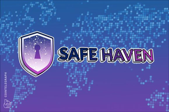 Image result for safehaven.io