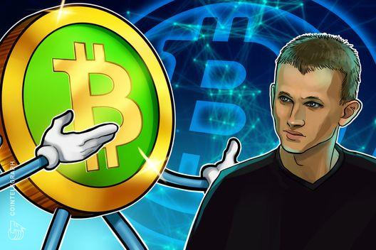 """ETH-Mitgründer Vitalik Buterin: """"Bitcoin-Cash ist nicht Bitcoin"""""""