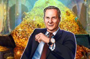 Peter Schiff gibt zu: Bitcoin profitabel