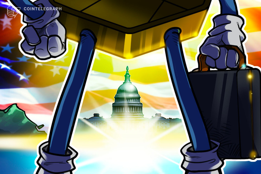 New administration and the DoJ's continued flex in crypto