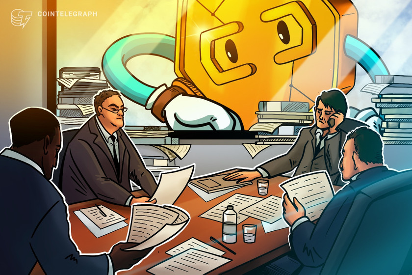 New OCC head requests review of cryptocurrency rules