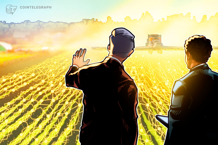 Agriculture giants team up on blockchain platform to track grains in Brazil