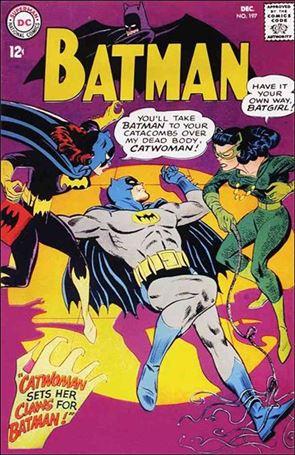 Batman 197 A Dec Comic Book By Dc