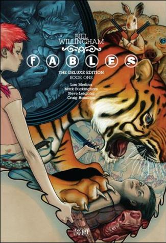 Fables Deluxe Edition by Willingham, Buckingham and Medina