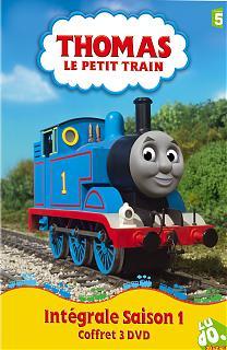 Coffret Thomas Le Petit Train - Intégrale Saison 1 - Film