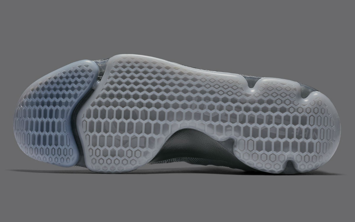 Nike KD 9 Batalla gris Sole 843392-002