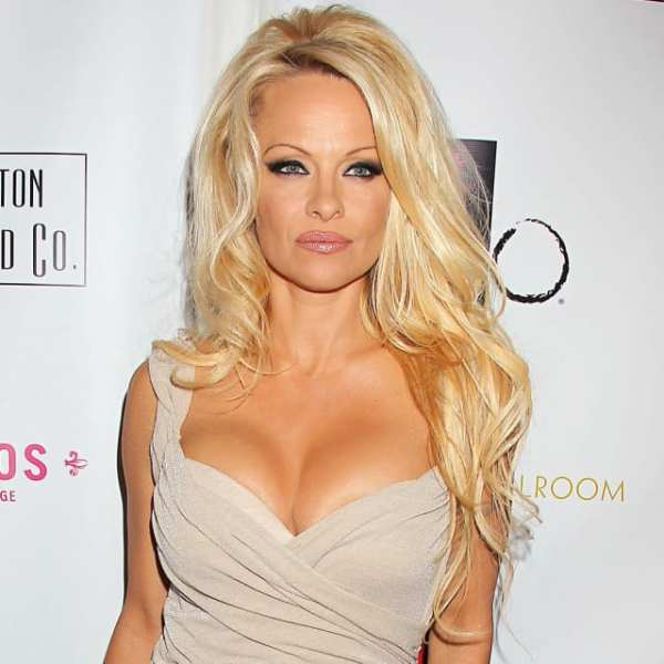 "Playboy model, Pamela Anderson, says she ""never felt that ..."