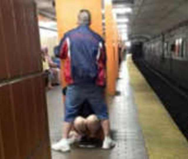 Boston Police Arrest Man Who Was Photographed Receiving Subway Blowjob Complex