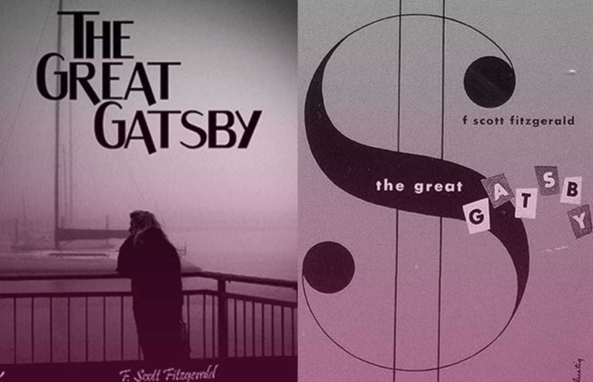 The 15 Best The Great Gatsby Book Covers