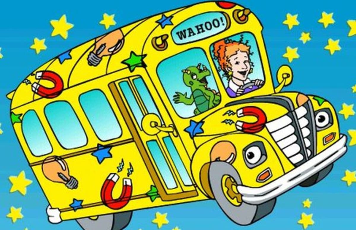 Netflix To Bring Back The Magic School Bus
