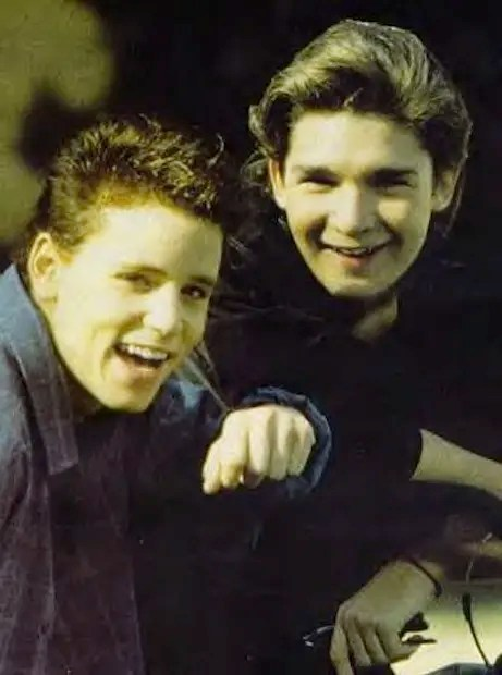 Corey Haim Then And Now