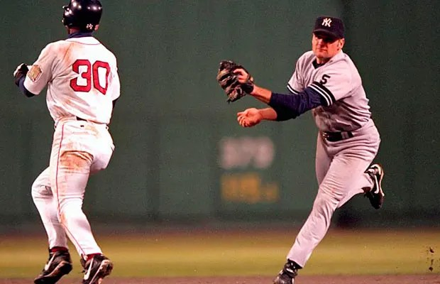 Image result for alcs game 4 1999 phantom tag