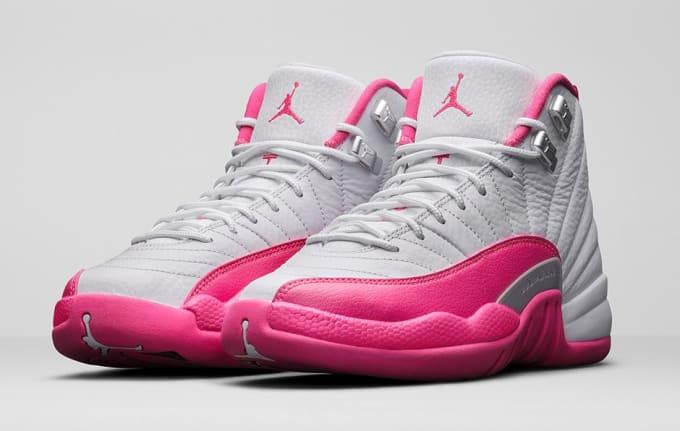 Shootout At Foot Locker Over Vivid Pink Air Jordan XIIs