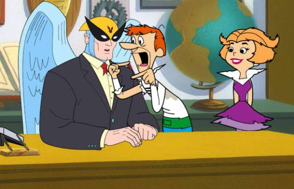 Harvey Birdman - The 25 Most Underrated Animated TV Shows ...