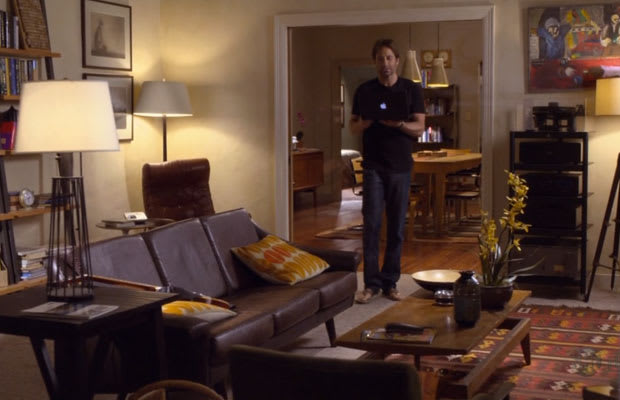 Californication The 50 Coolest Sitcom Homes Complex