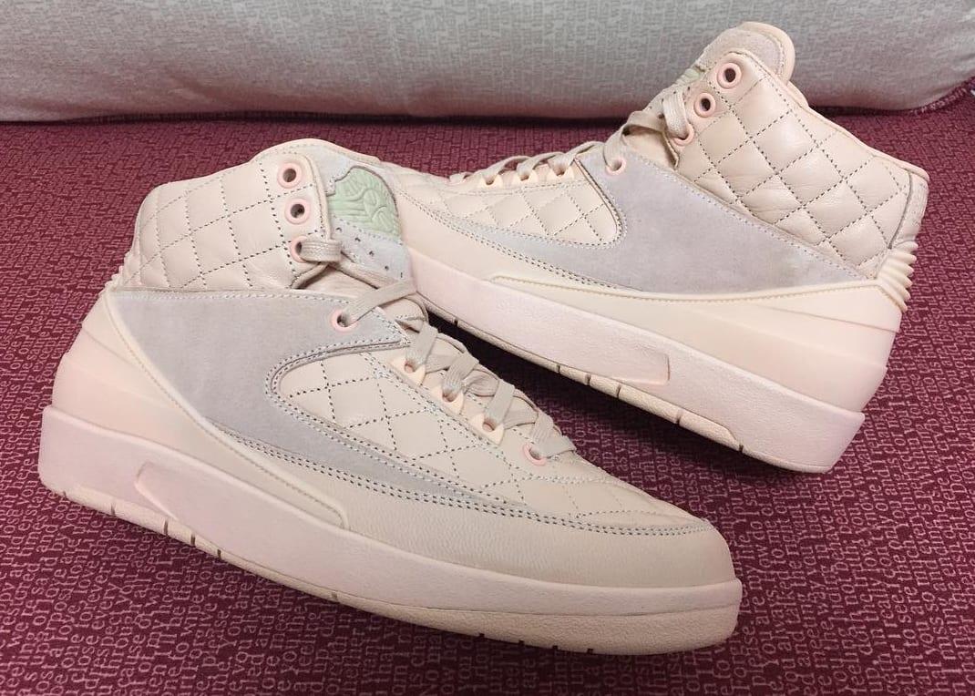 Pink Don C Jordan 2