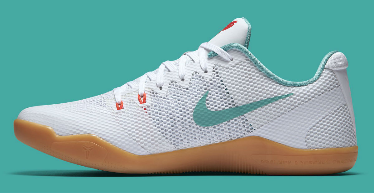 Nike Kobe 11 Summer Pack Release Date Medial 836183-103
