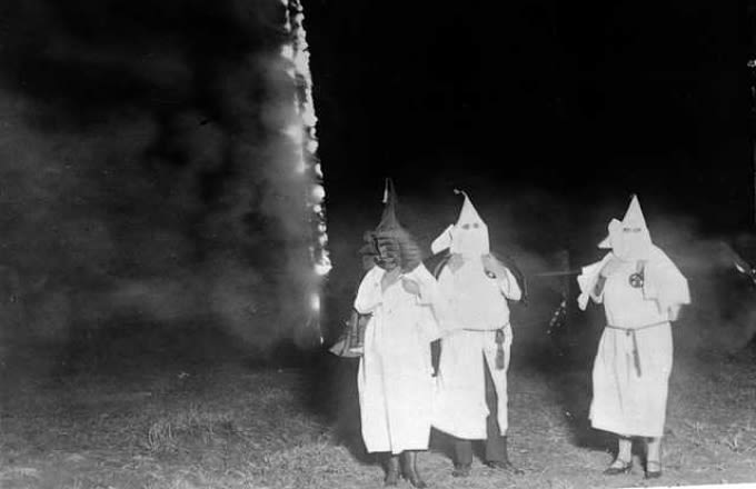 The KKK Plans South Carolina Protest And New Recruiting