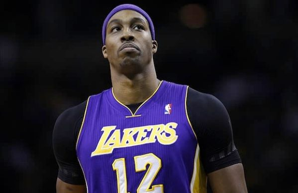 Dwight Howard Admits to Still Talking and Being Good ...