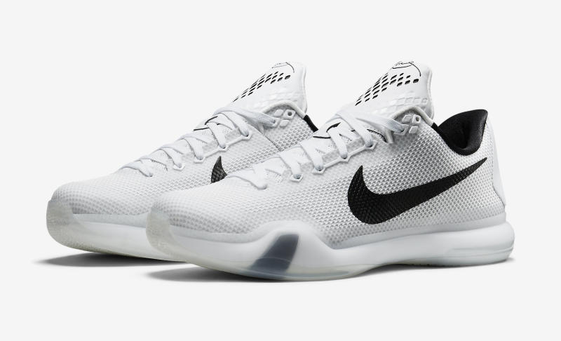 """9f1bf7d88ccf Nike Kobe X """"Fundamentals"""""""