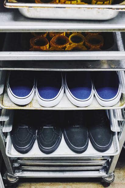 vans kitchen shoe program - kitchen design