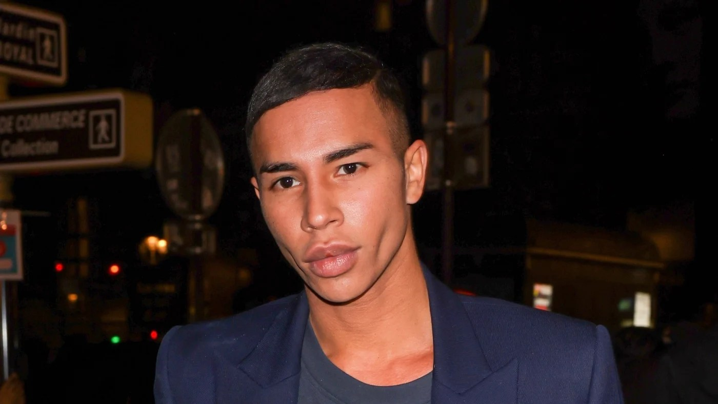 The designer talked to fn about this upcoming balmain biopic, virtual reality and diversity. Balmain's Olivier Rousteing Speaks on His 'Secret ...