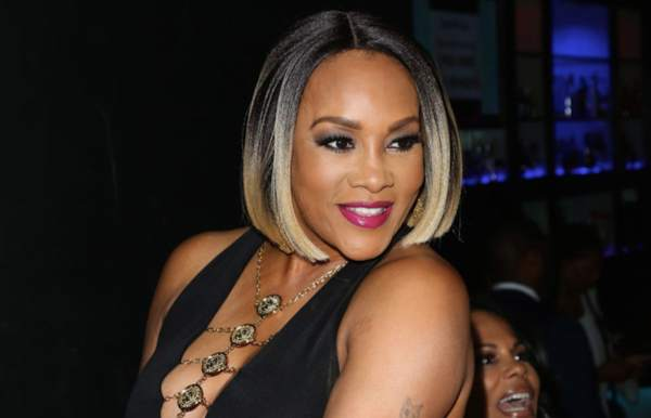 Vivica A. Fox Says She's Open to Dating 50 Cent Again ...