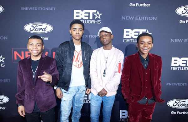 BET's 'The New Edition Story' Brings Back Memories ...