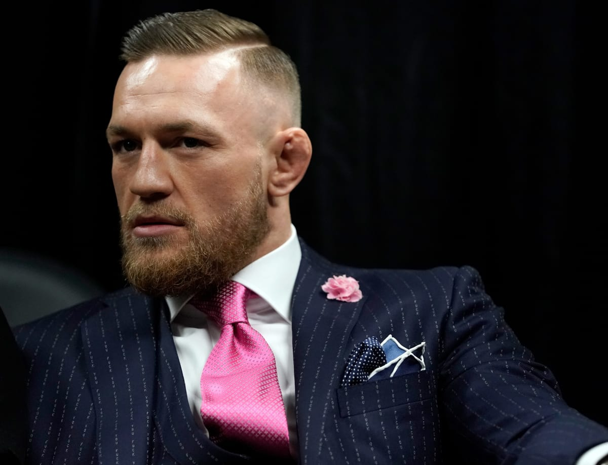 Designer Teases Conor McGregors In Ring Outfit Will