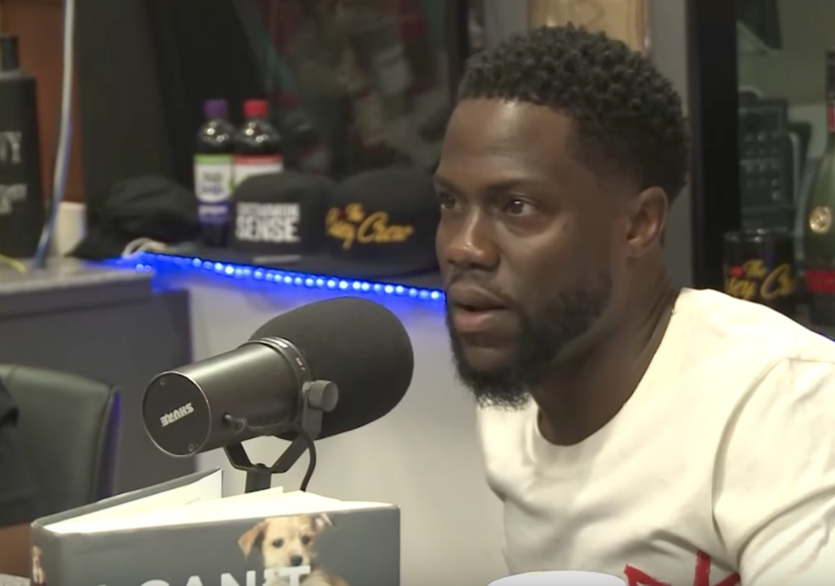 Kevin Hart Rips Bill Maher For N Word Joke Its