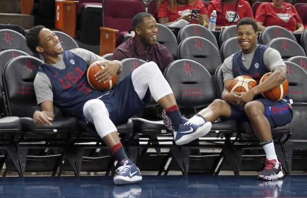U.S. Men's Basketball Team Accidentally Found Themselves ...