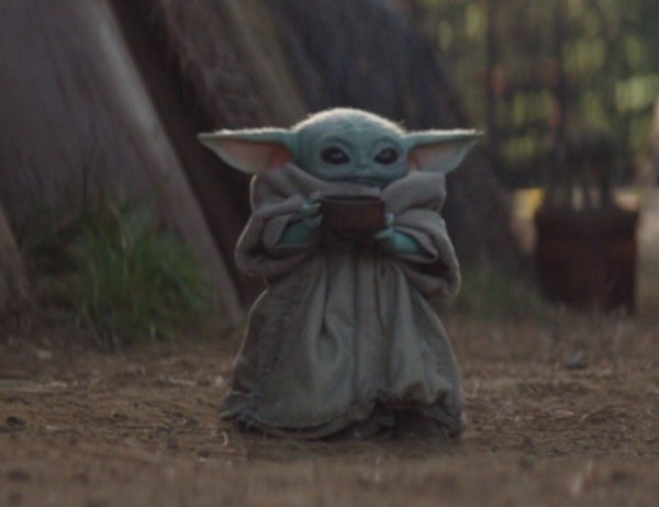 Baby Yoda Memes Continue Thanks to Soup | Complex