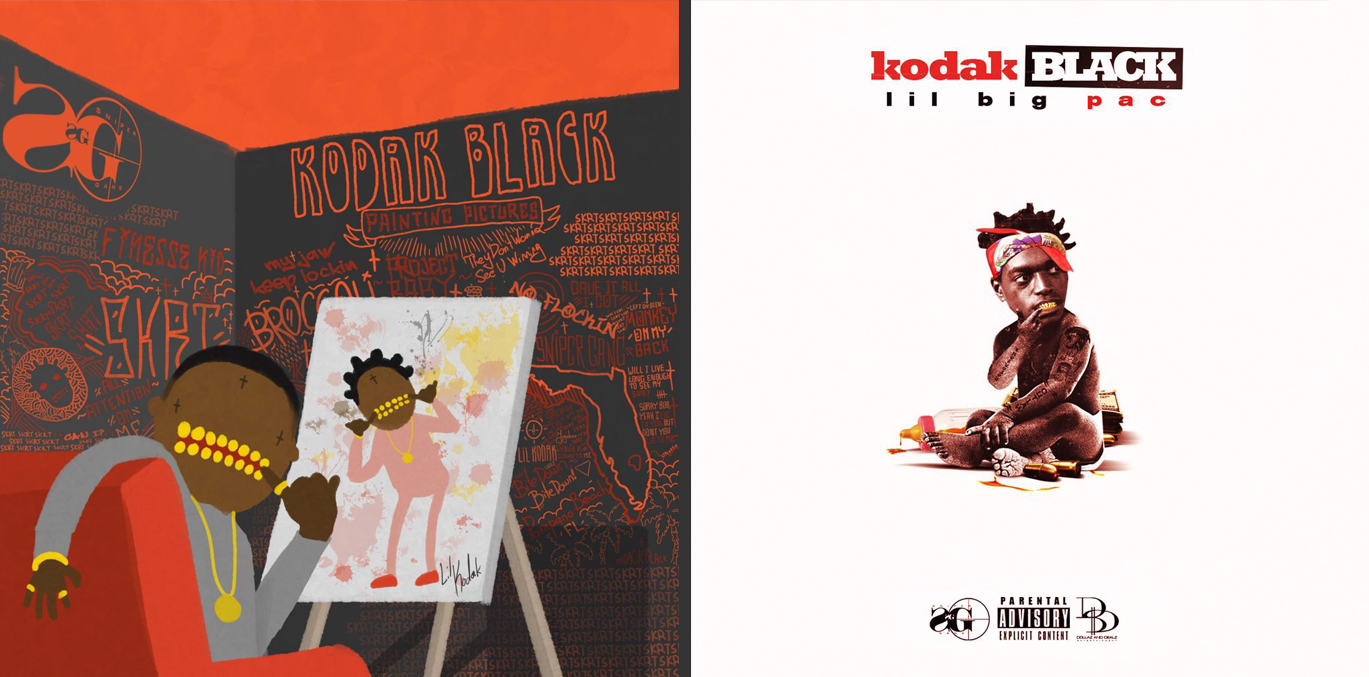 kodak black painting pictures album cover      4K Pictures   4K     MITMondays Kodak Black Paints a Dope Picture NEWS theEVRYDYWKND Kodak Black  Painting Pictures Album Stream Rap Favorites While Kodak Black currently  remains
