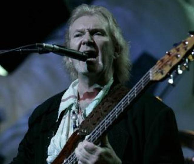 Yes Bassist Chris Squire Writing Autobiography