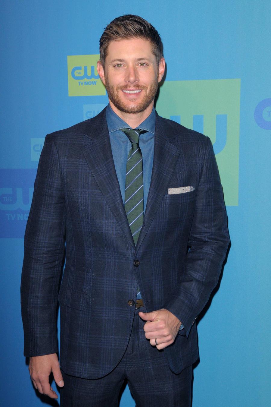 Jensen Ackles At The Supernatural PaleyFest 2011held At